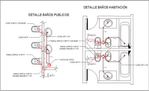 toilet layout plan dwg public washroom toilet area plan view design layout