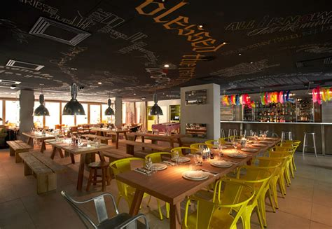 MAMA Shelter Hotel Marseille   Eclectic Interiors By