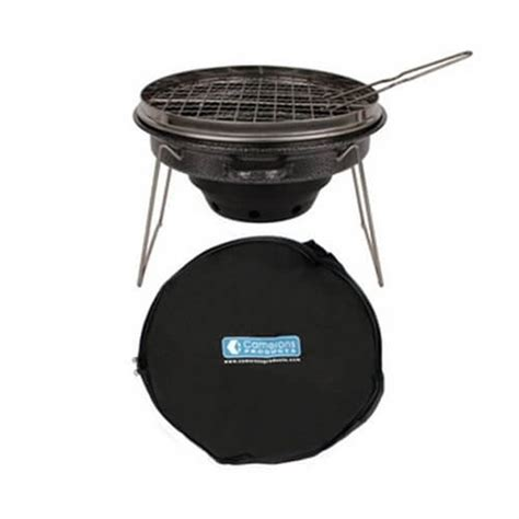 Camarons Grillés by Camerons Outdoor Charcoal Bbq Tailgator Grill