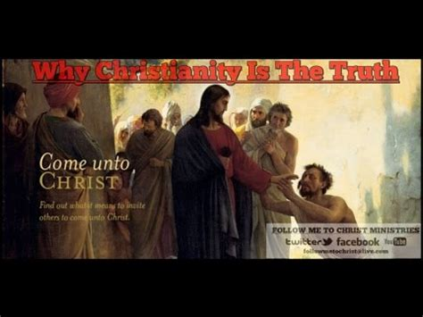 why christianity ray comfort ray comfort why christianity is the only truth youtube