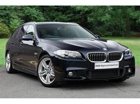 used bmw 5 series touring 2 0td 520d m sport 184bhp