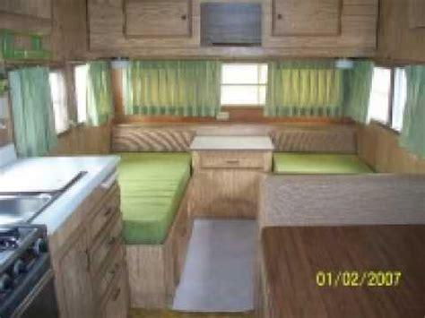 Layton Travel Trailer Floor Plans 1975 golden nugget used tavel trailer 2 youtube