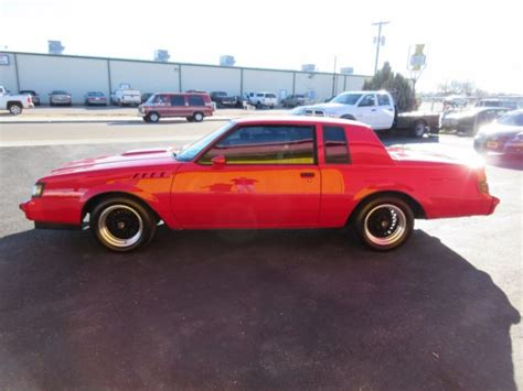 1987 buick regal gnx specs used 1987 buick grand national performance specs 1987