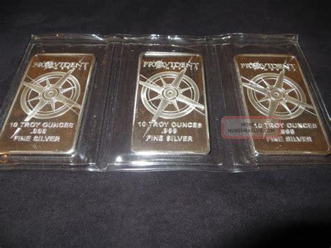 10 Oz Silver Bar Value Canada - 10 oz silver bullion bar provident metals 999