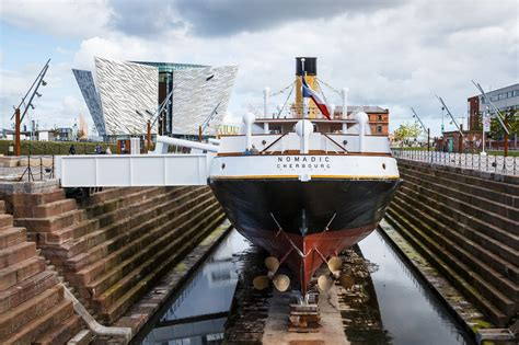 Titanic Dining Room by How To Spend 24 Hours In Belfast