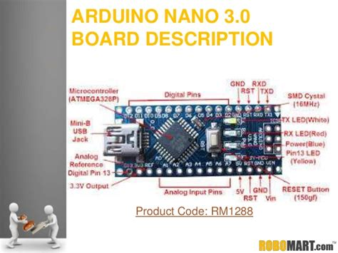 buy arduino nano  robomart