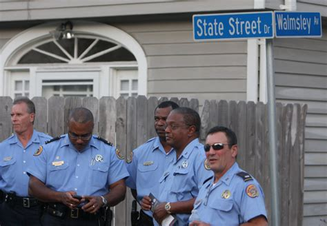 Nopd Officer by Fontainebleau Uptown Messenger
