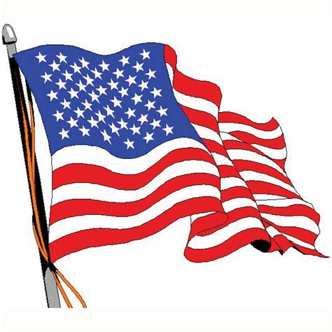 memorial day clipart flag clipart memorial day pencil and in color flag