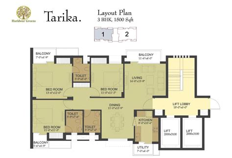 1350 Sq Ft House Plan 1350 Sq Ft House Plan India House Plans