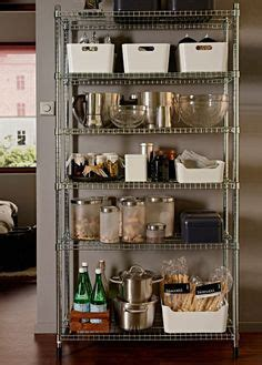 Self Standing Pantry by 1000 Ideas About Free Standing Pantry On