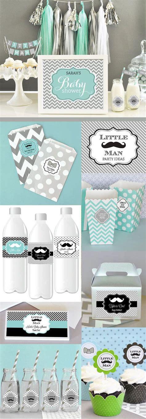 mustache boy baby shower mustache baby shower decor mustache decorations