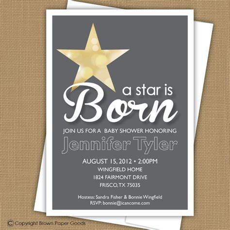 A Is Born Baby Shower by 22 Best Images About A Is Born Baby Shower On