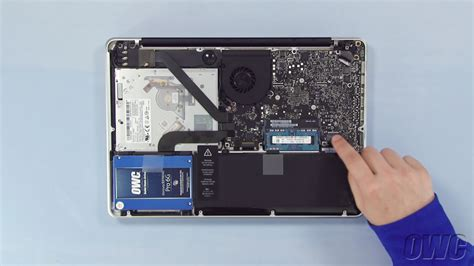 Macbook Pro Mid Second how to install a second drive in your 13 mid 2012 macbook pro other world computing