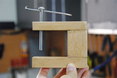 wooden  clamp diy woodworking tools