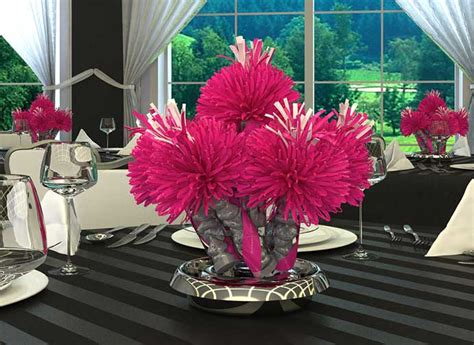 table for quinceanera quinceanera centerpieces favors ideas