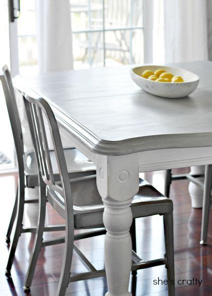 gray painted tables 20 diy home decor ideas gray kitchens kitchens and gray