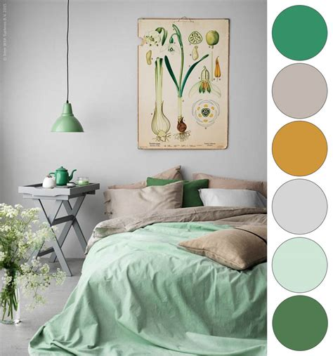 color palette ideas for bedroom style remake minty botanical bedroom broke and beautiful