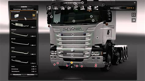 ets2 game modding net scania r streamline modifications v1 1 ets2 mods