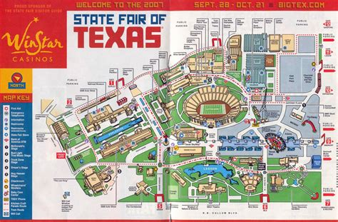 state fair of texas map index of eyesontexas dallas statefairoftexasfiles