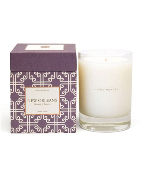 niven candles niven new orleans gardenia candle