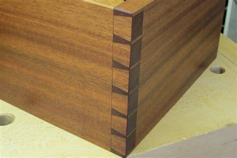 What Does Dovetail Drawers by David Barron Furniture Dovetail Alignment Boards