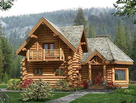 picturesque log home design home design garden