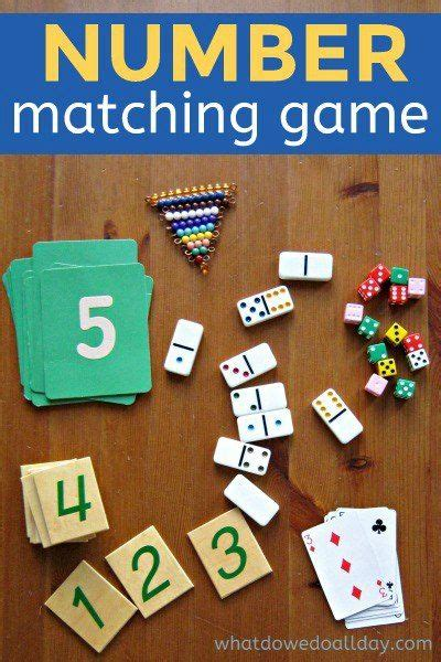 number pattern game ideas 106 best writing representing numbers images on pinterest