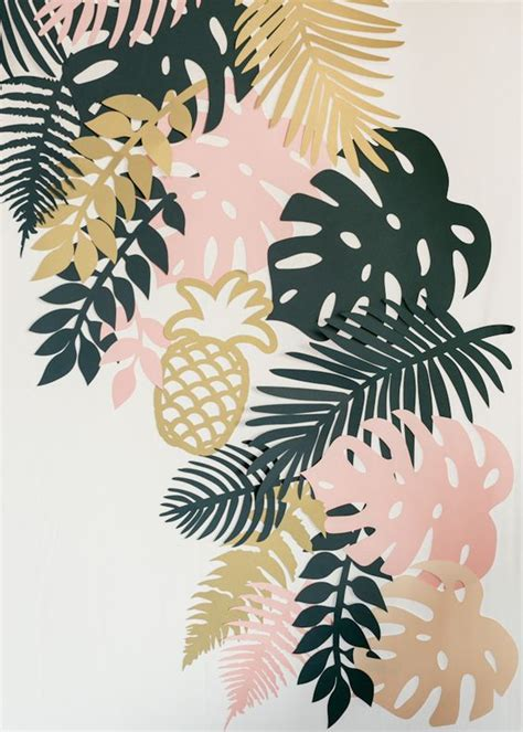tropical design inspiration une tropical save the deco