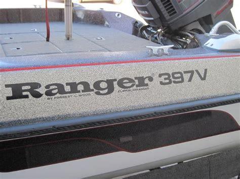 used ranger boats for sale in north dakota used 1993 ranger boats 397v for sale in amherst wisconsin