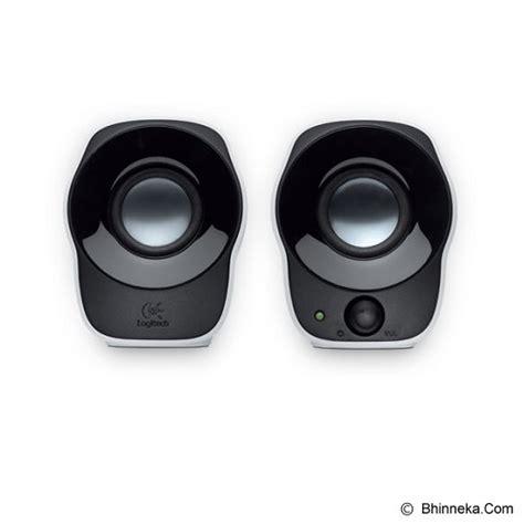 Speaker Laptop Bekas jual logitech 2 0 speaker z120 980 000514 murah bhinneka