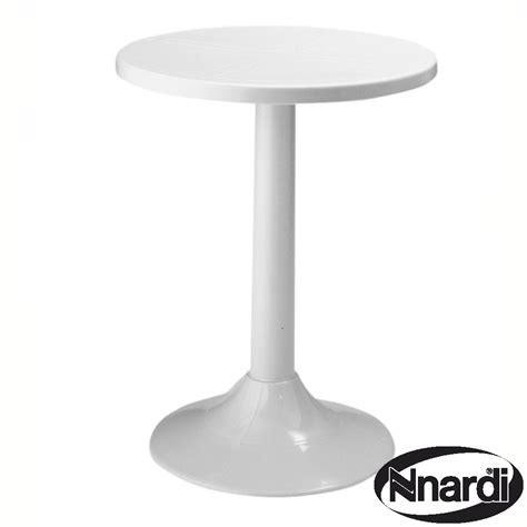 White Bistro Table with Tucano Bistro Table White