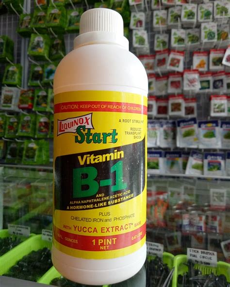 Liquinox Start Vitamin B1 Msds liquinox start vitamin b1 470ml bibitbunga