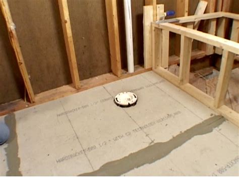 Installing Cement Board On Floor by Archives Quantumbackup