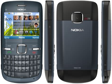 Hp Nokia C3 Dan Spesifikasinya harga nokia c3 dan spesifikasinya informasi terbaru