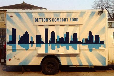comfort food truck betton s comfort food houston food trucks roaming hunger