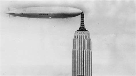 Simple To Build House Plans blimps docked on empire state building true or false