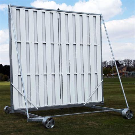 cricket screen 4m x 4m revolving cricket sight screen cricket