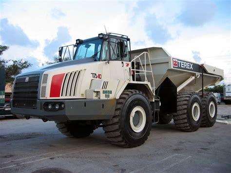 general contractor ta dump trucks trucks and volvo on