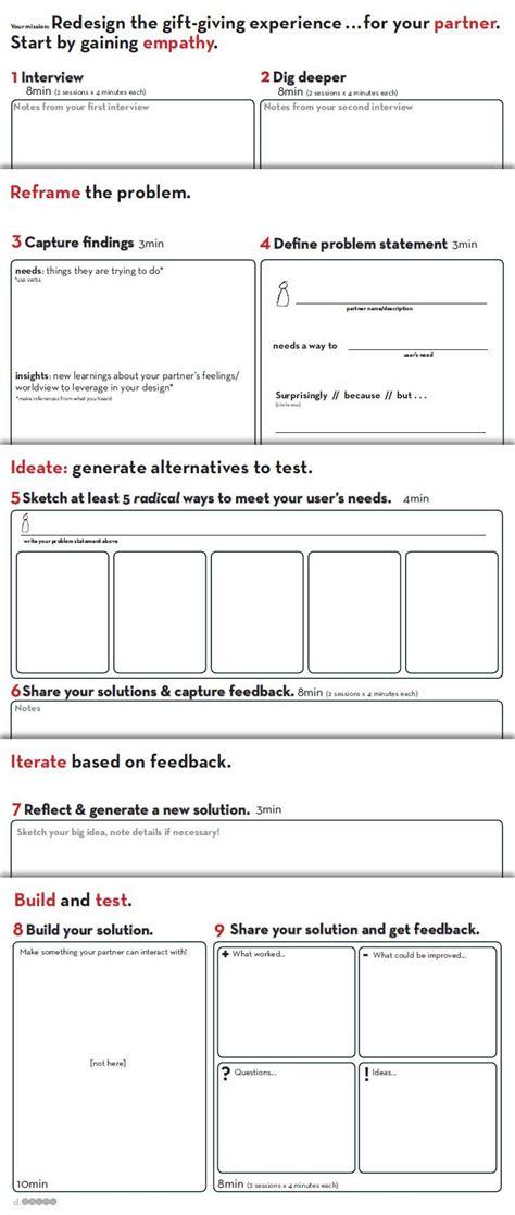 design thinking workshop stanford best 25 design thinking workshop ideas on pinterest