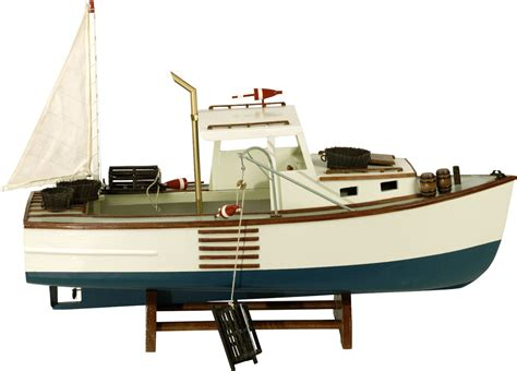 lobster boat model lobster boat model motorboat by authentic models