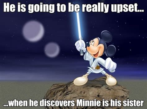 Disney Birthday Meme - the star wars episode vii trailer is coming so hows about