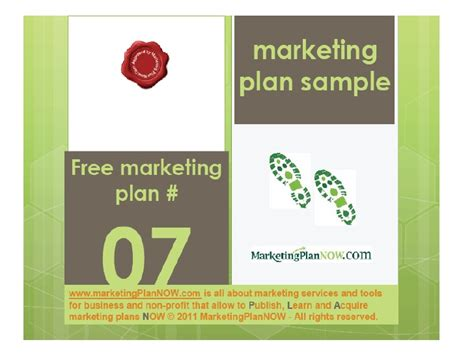 What Will I Learn Concordia Mba Marketing Program by Free Marketing Plan Sle Of A Cosmetic Retailer