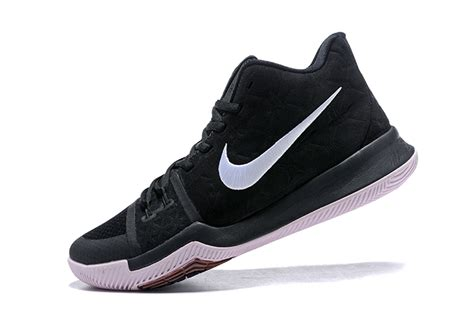 nike white and black basketball shoes 2017 cheap nike kyrie 3 silt black and white