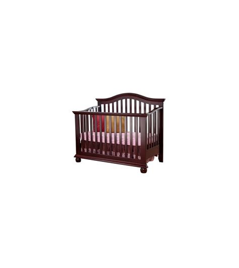 Sorelle Vista Crib by Sorelle Vista 3 Nursery Set In Espresso Crib 5