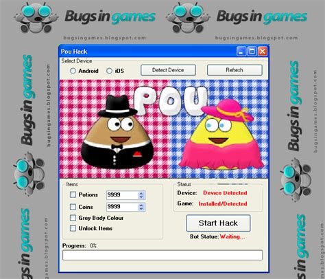 pou mod game guardian do you play in games on facebook android or iphone or