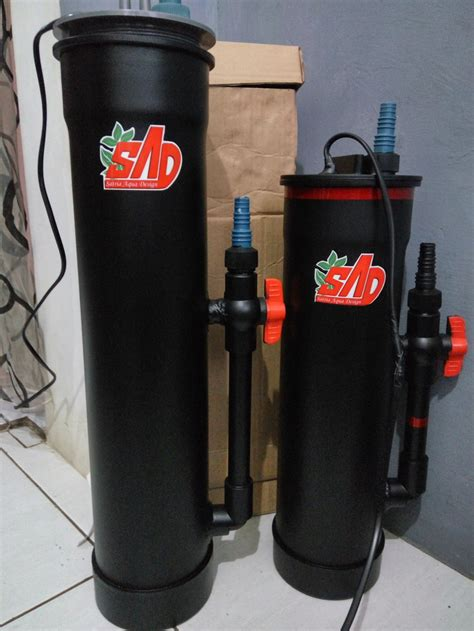 Selang Bening Akuarium Diameter 1622mm jual canister filter external diy collections