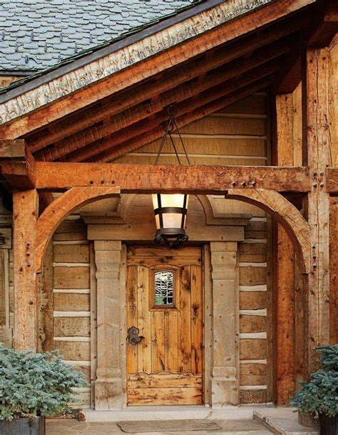 Log Home Front Doors Log Home Front Door Home Front Doors Timber Frame Homes And Logs