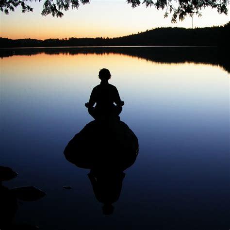 innere ruhe ausgeglichenheit meller