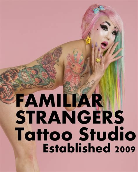 studio 3 tattoo familiar strangers best studio in singapore