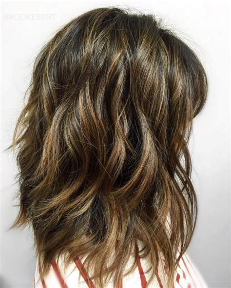 Layered Hairstyles For Thick Hair by 80 Sensational Medium Length Haircuts For Thick Hair In 2018